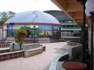 new park in San Juan La Laguna