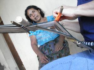 Backstrap Weaving Class