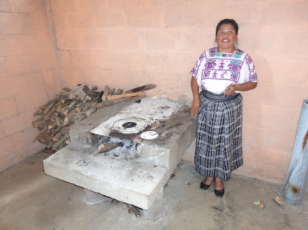We will be building a new kitchen stove for the school!