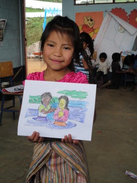 VBS Guatemala mission trip