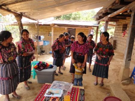 Chuchi Weavers