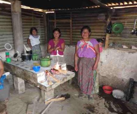 Mayan artisans in Guatemala