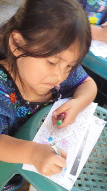 Vacation Bible School Mission Trip to Guatemala