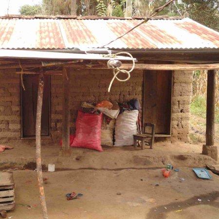 Fair Trade artisan home in Guatemala